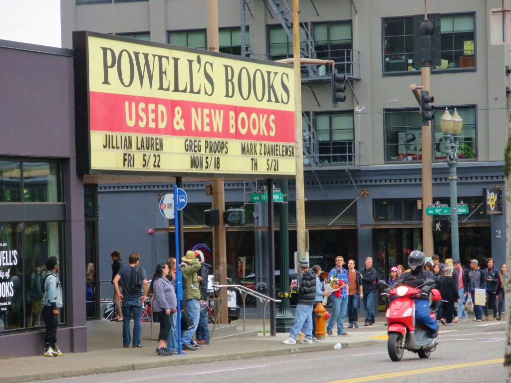 Powell's City of Books Portland