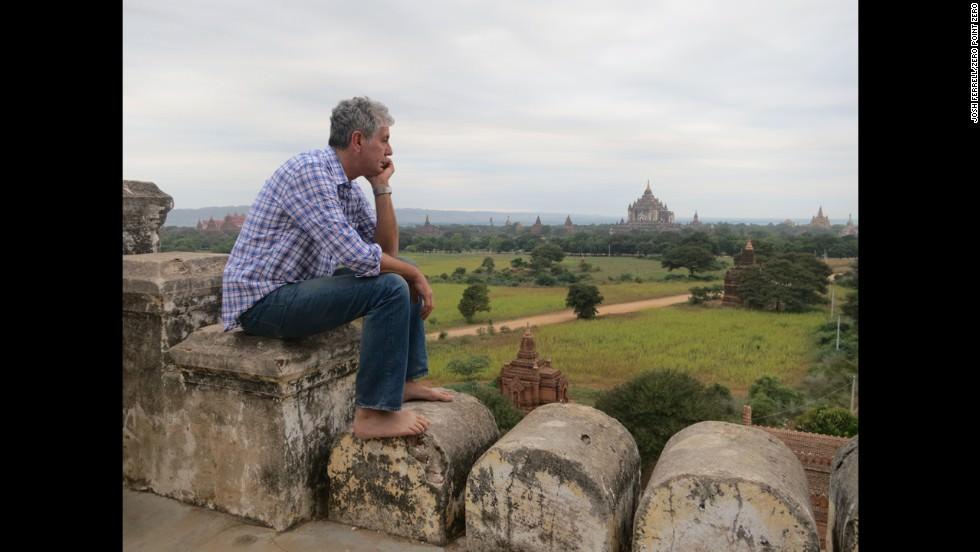 Travel shows Anthony Bourdain Parts Unknown Myanmar