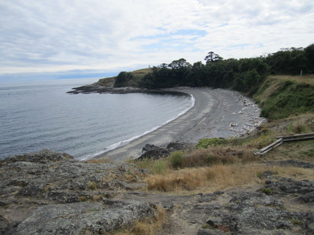 Cattle Point Beach San Juan Island