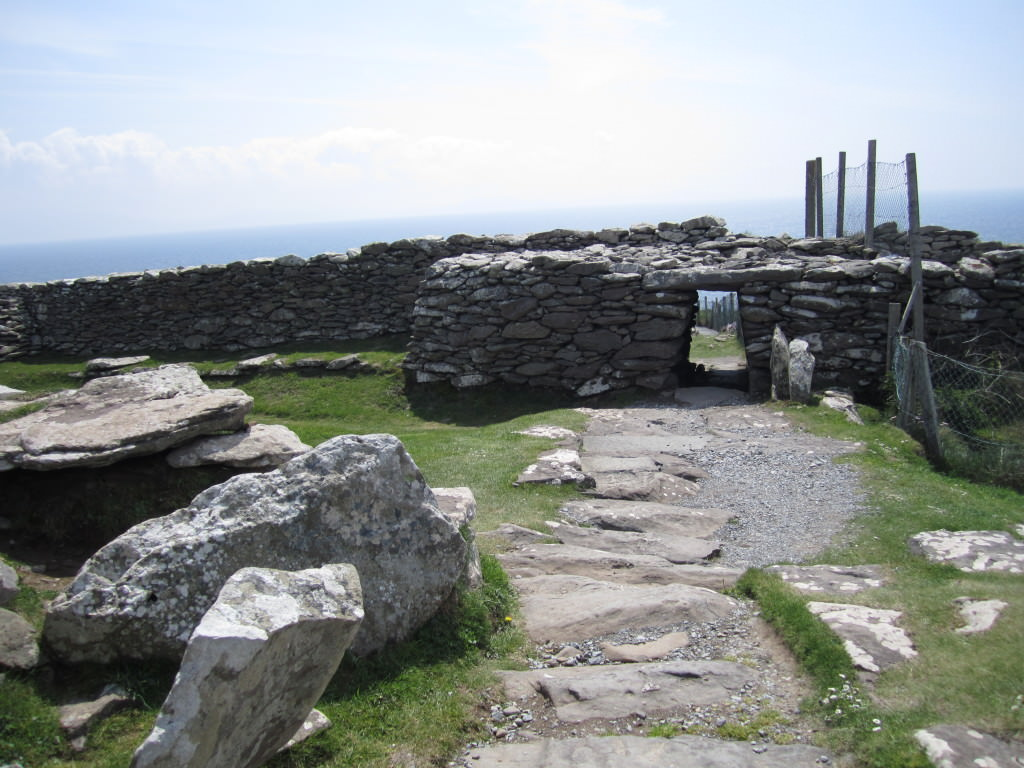 Dunbeg Fort Dingle Peninsula