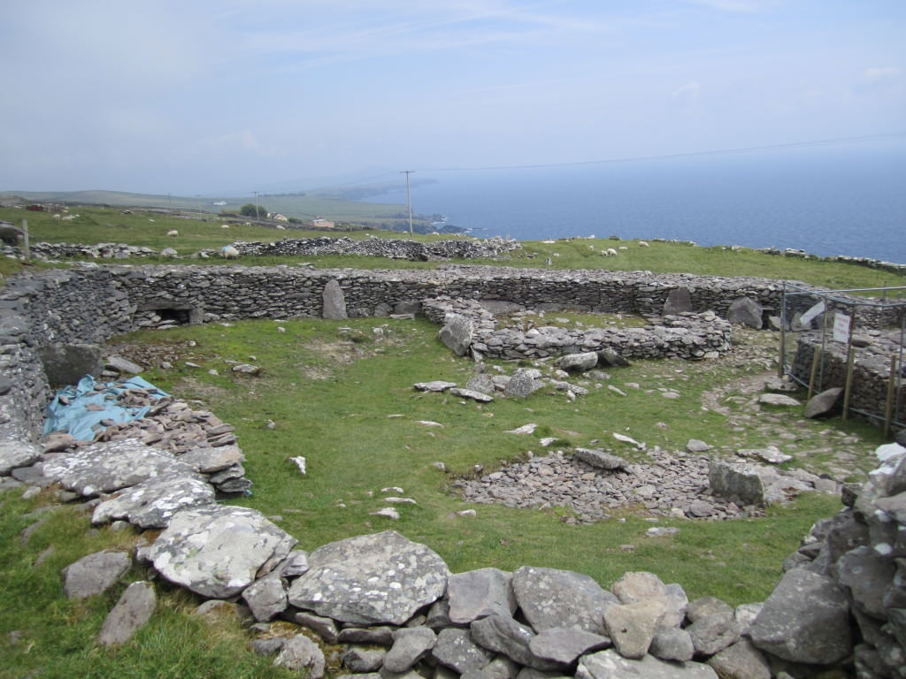 Dunbeg Fort, Dingle Peninsula