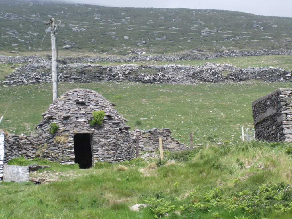 Fahan Beehive Huts, Dingle Peninsula