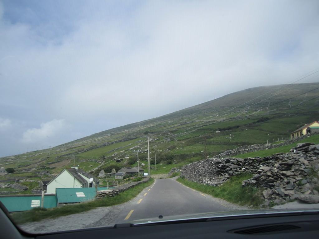 Dingle Peninsula roads