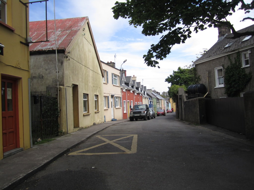 Dingle town