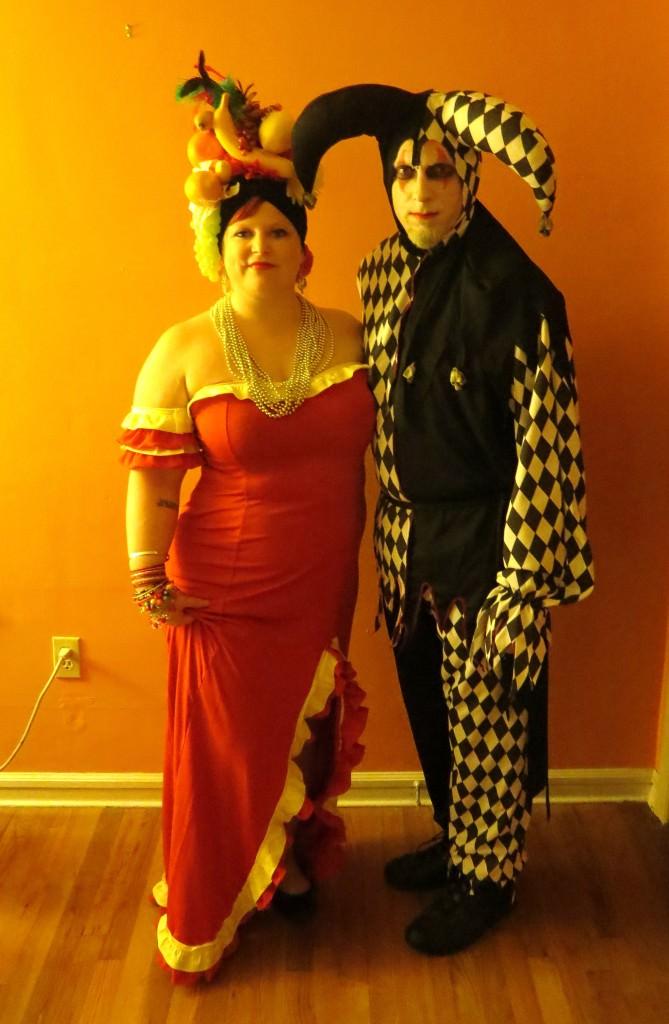 Carmen Miranda costume