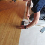 Adventures in Home Improvement: Installing Laminate Flooring