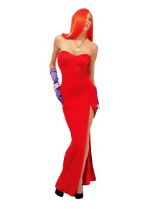 jessica rabbit costume for carmen miranda costume