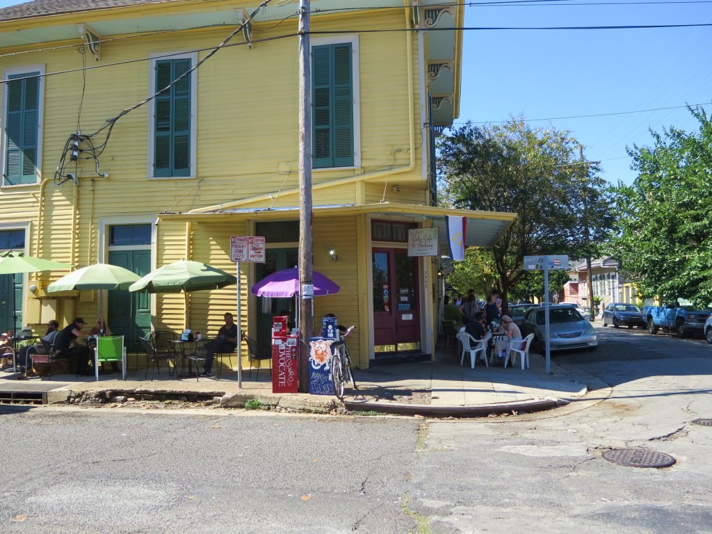 New Orleans Cake Cafe Halloween in New Orleans