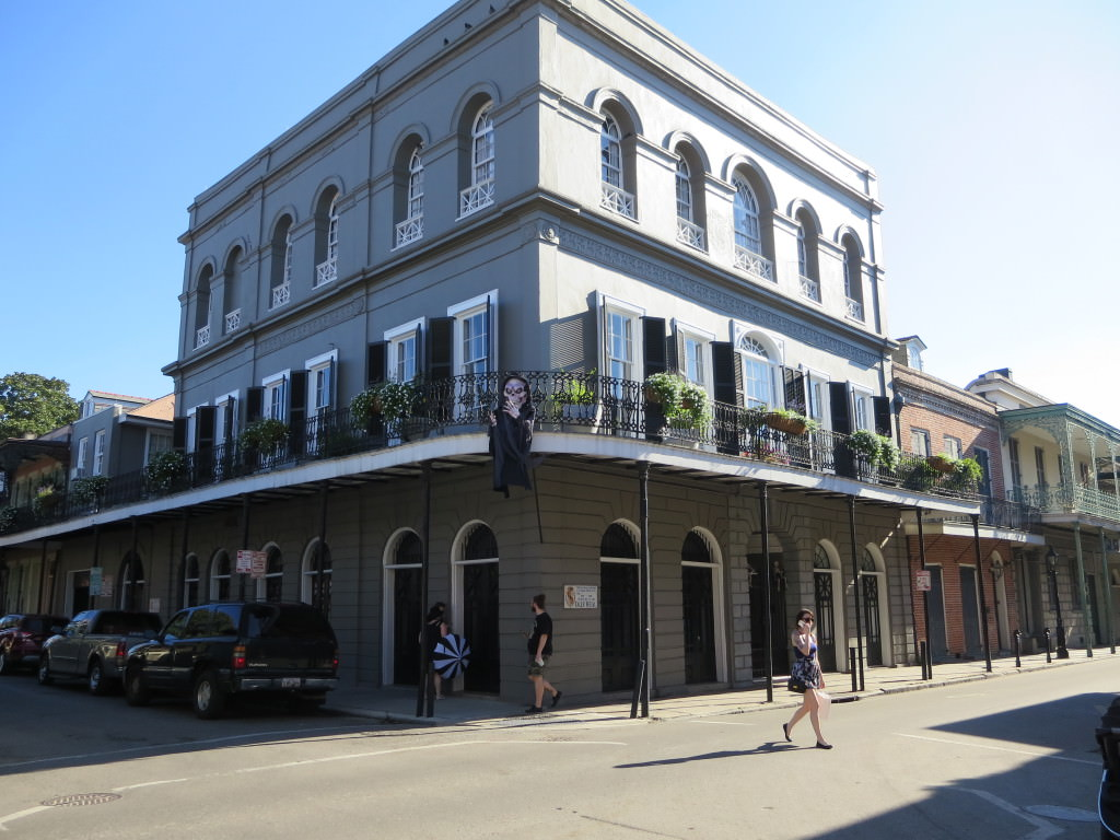LaLaurie Mansion New Orleans Halloween