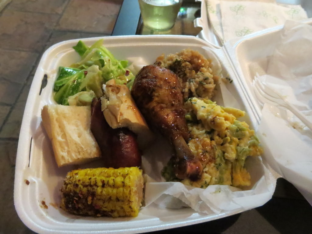 BBQ Frenchmen Street New Orleans