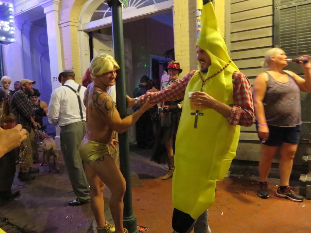 Rocky Horror Halloween in New Orleans