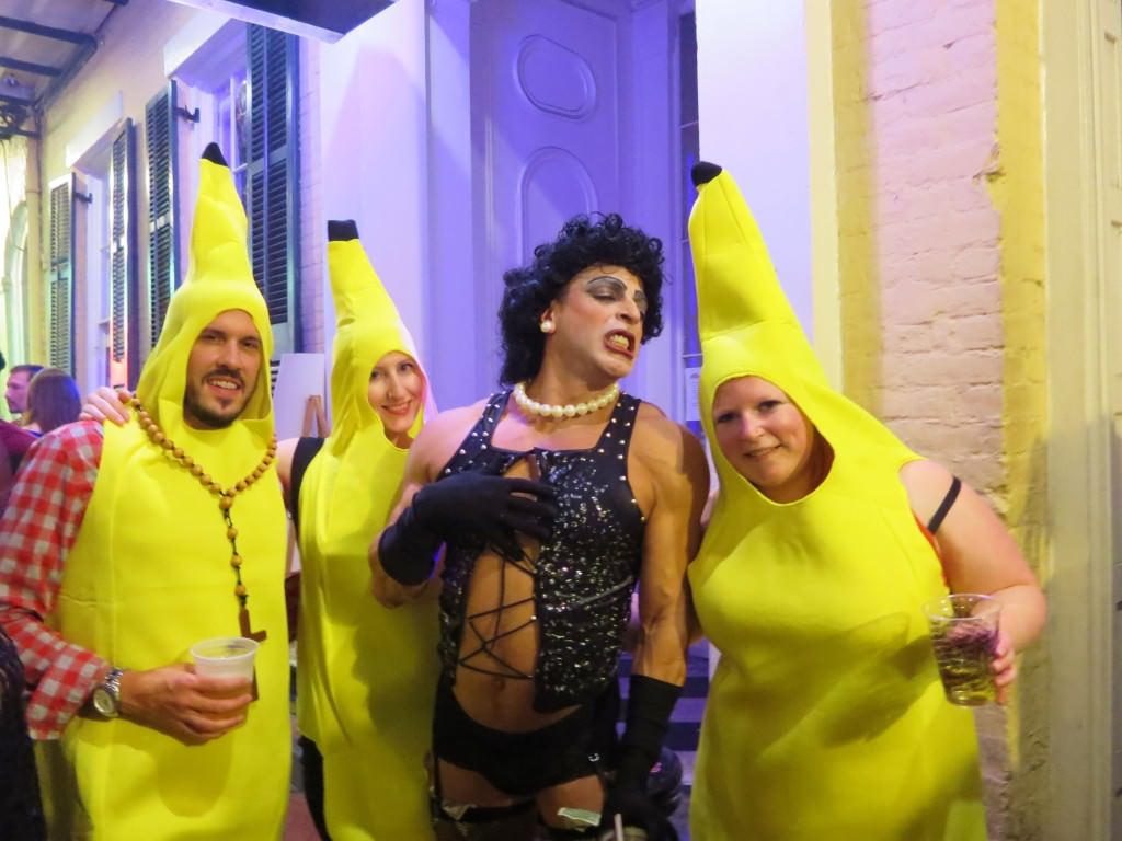 Dr-Frankenfurter-Halloween in New Orleans