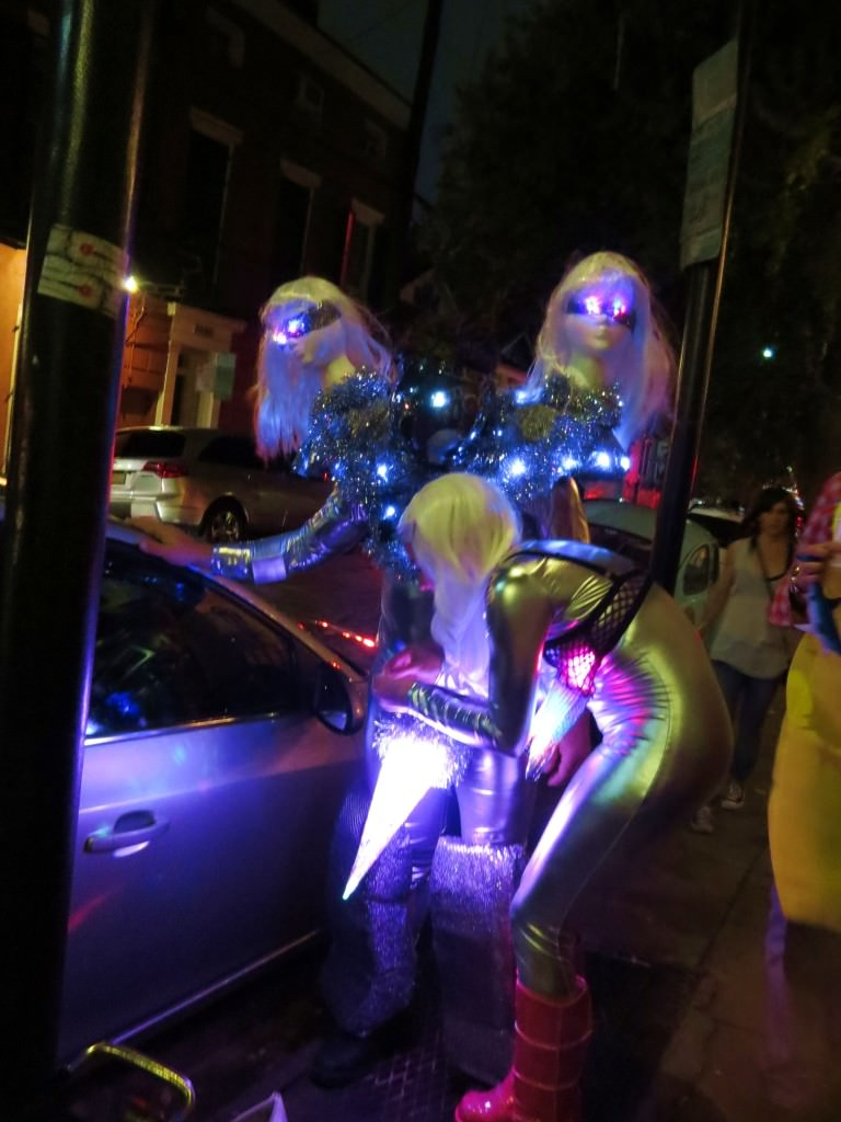 Halloween in New Orleans