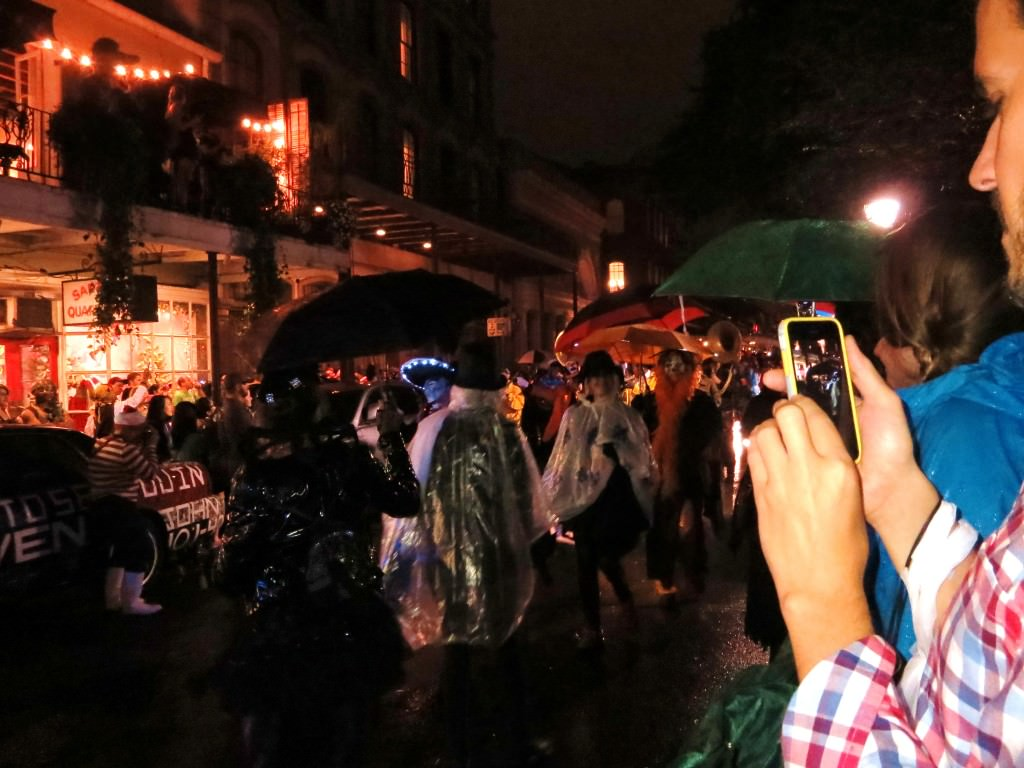 Jim Monaghan's Halloween Parade