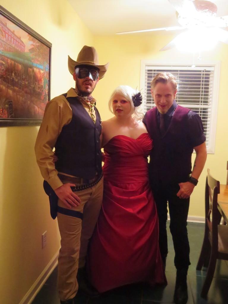 vampire ball Halloween in New Orleans