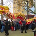 Lunar New Year in Seattle's International District