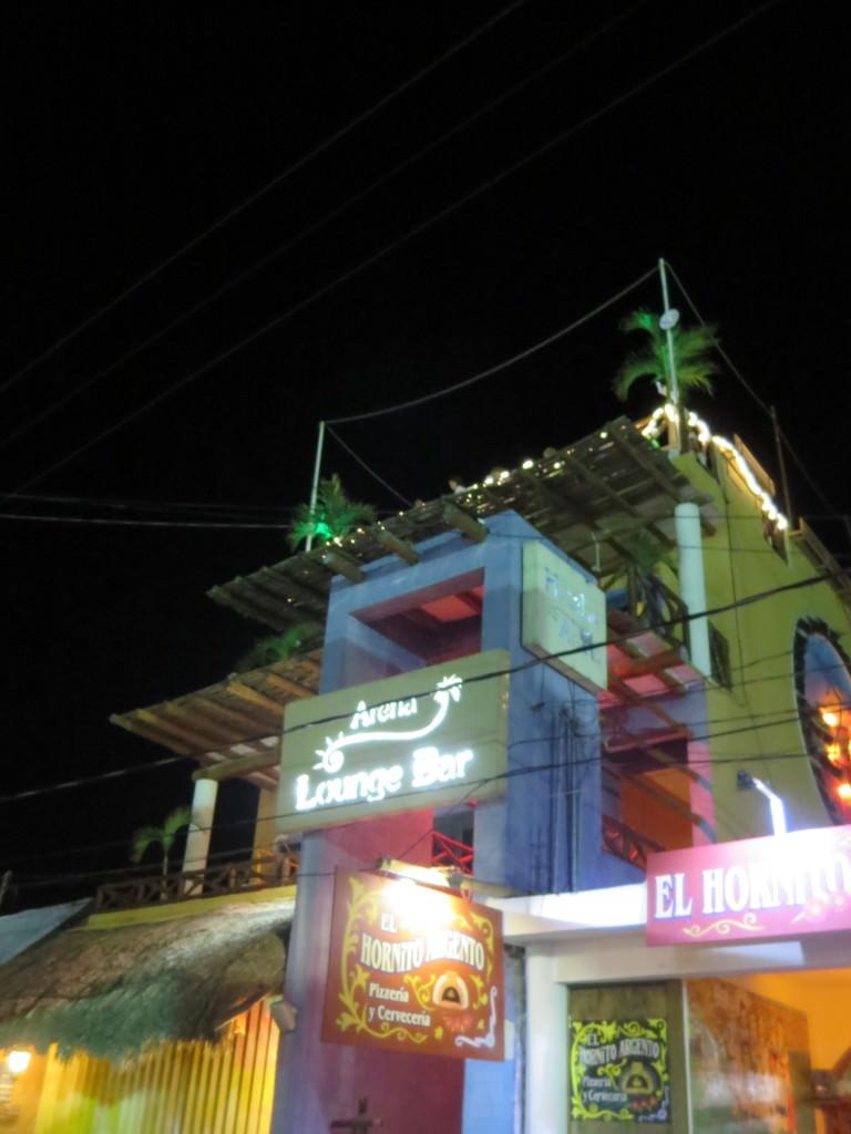 Arena Lounge Bar Isla Holbox Mexico