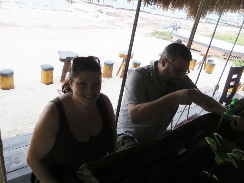Bar Villa Mar Holbox Mexico