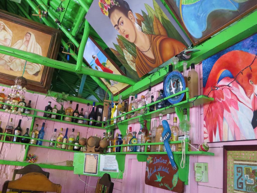 La Isla del Colibri restaurant Isla Holbox