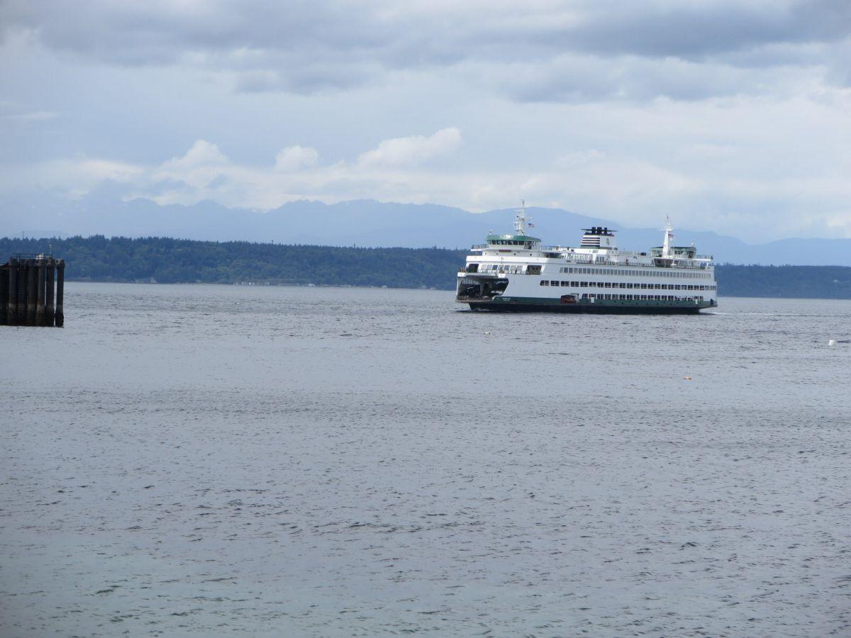 Edmonds / Kingston Ferry