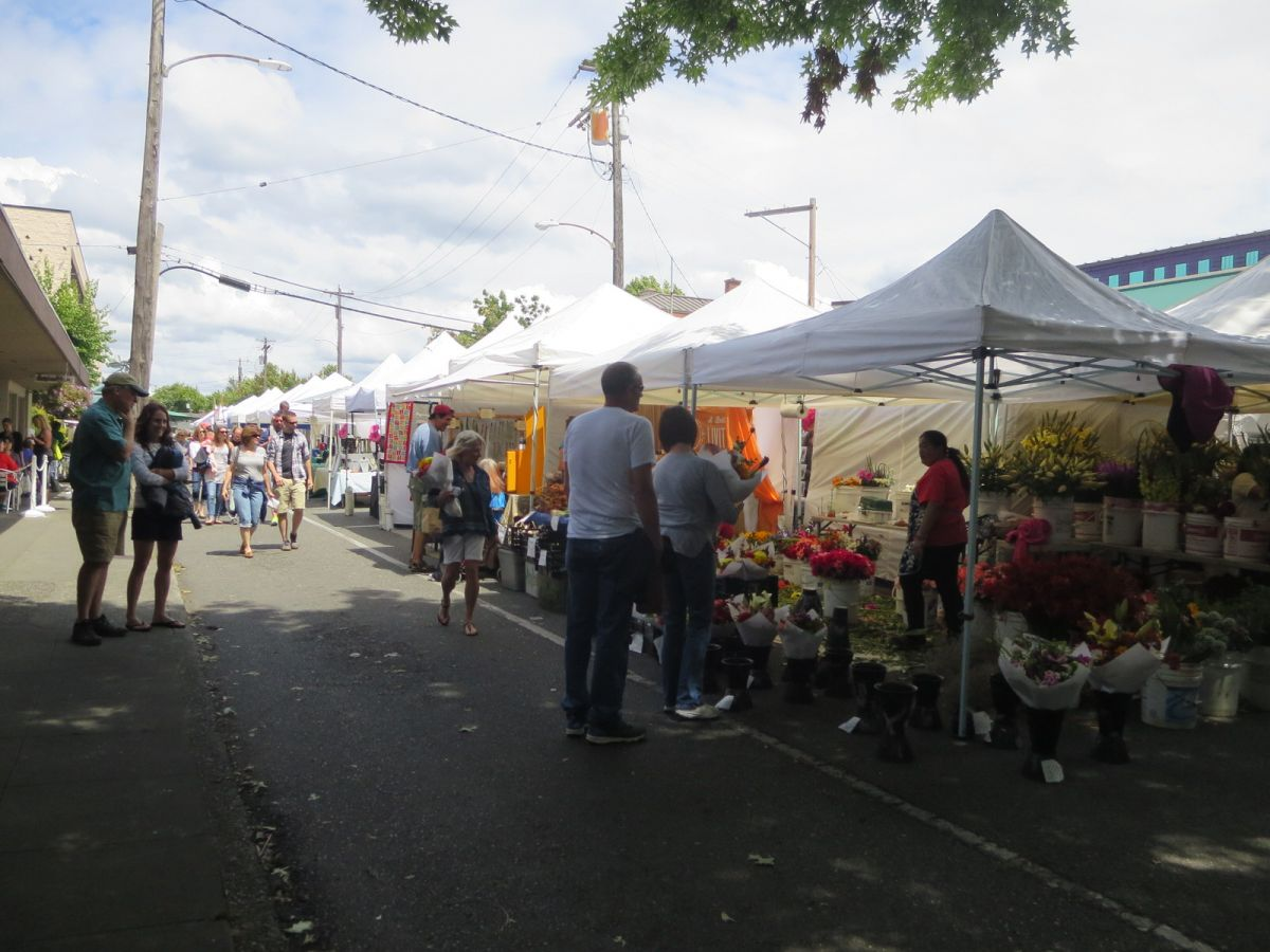 Edmonds Farmers Market