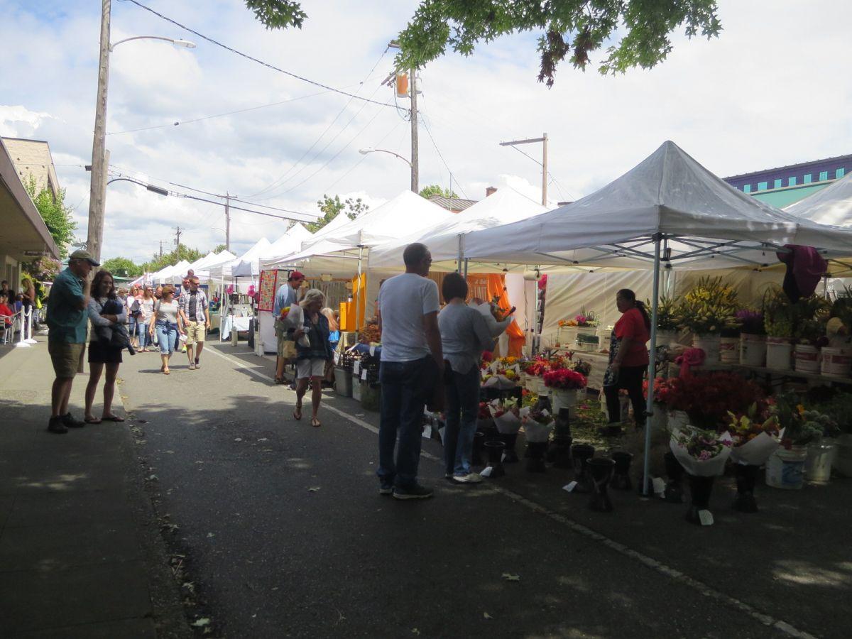 Edmonds Farmers Market