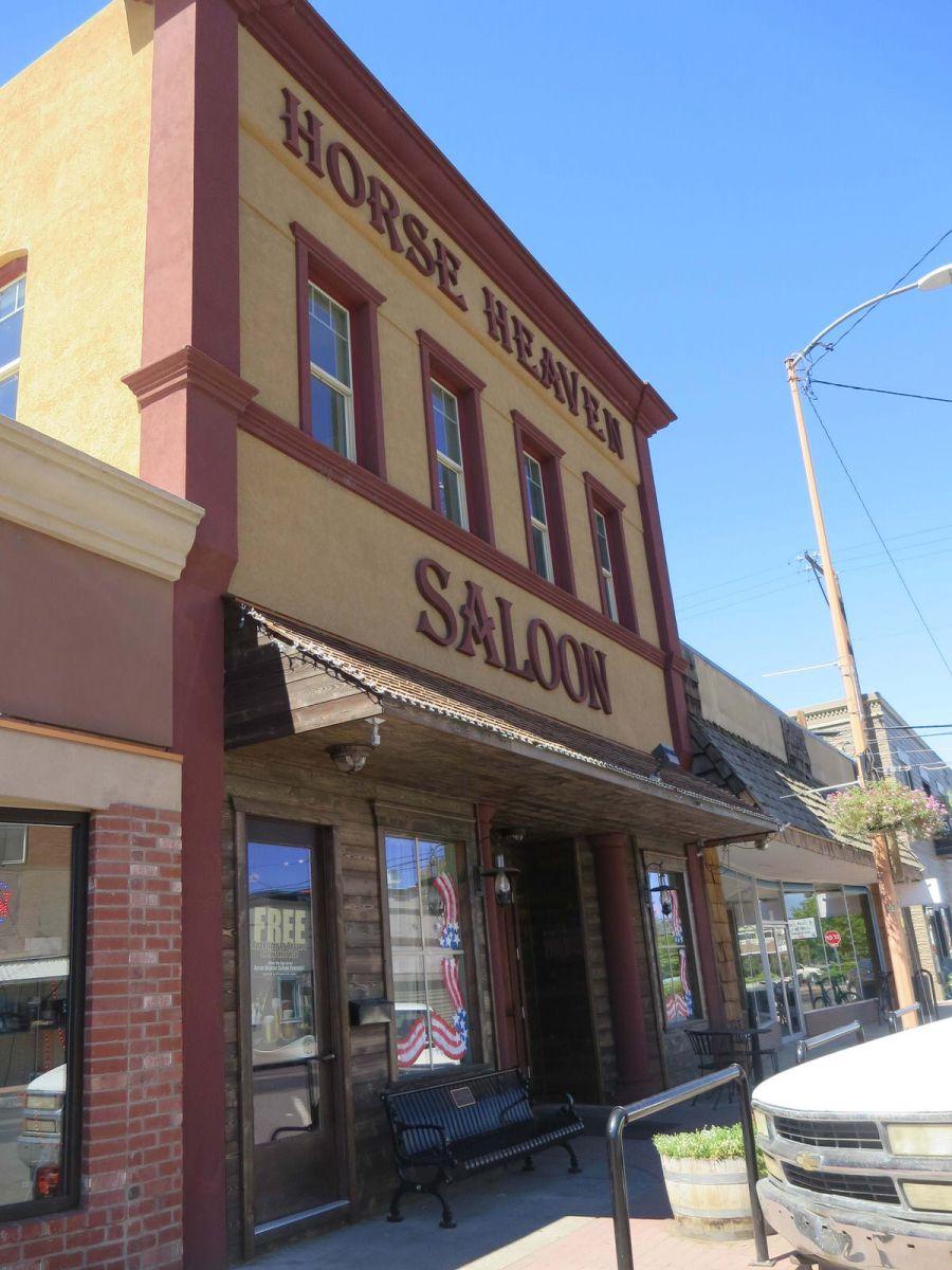 Downtown Prosser, WA