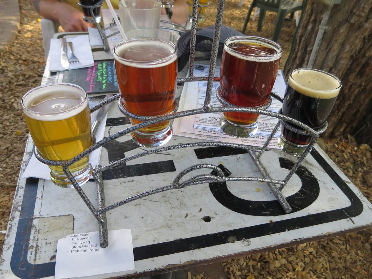Riff Raff Brewing Company, Pagosa Springs, Colorado