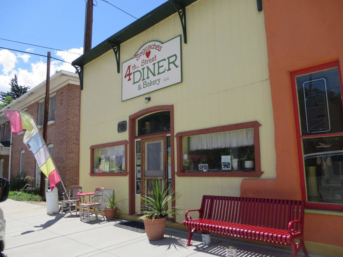 Saguache 4th Street Diner and Bakery