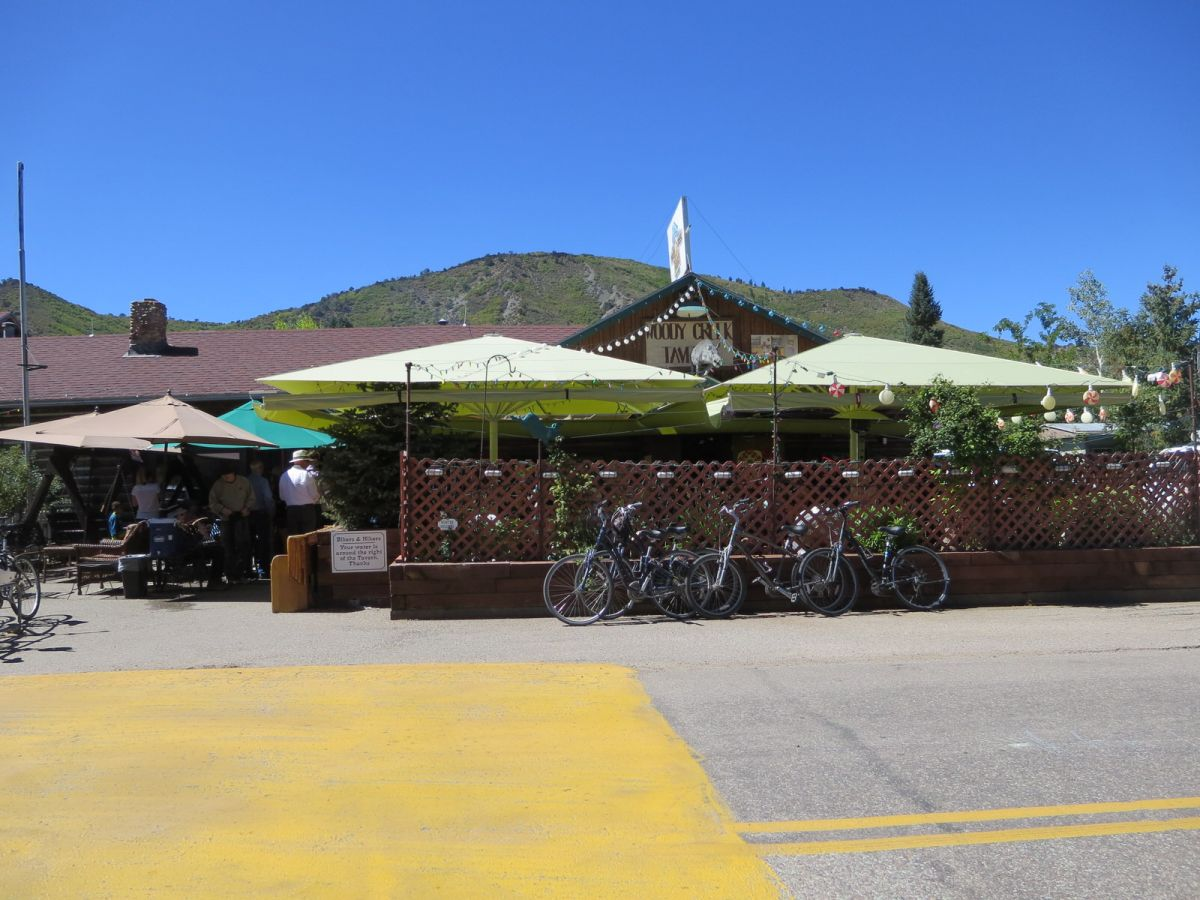 Woody Creek Tavern, Colorado