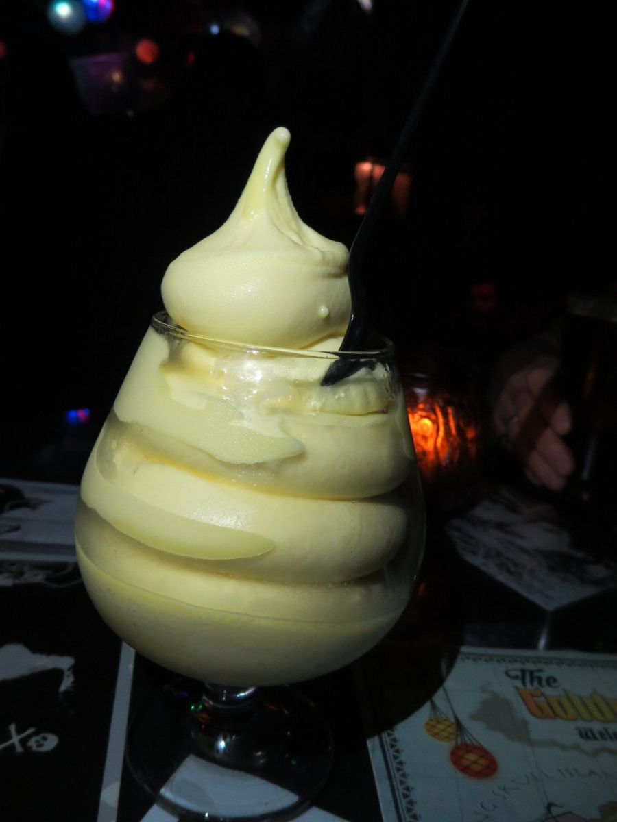 Dole Whip at The Golden Tiki bar, Las Vegas