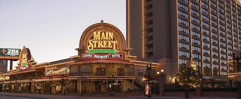 Main Street Station Casino downtown Las Vegas
