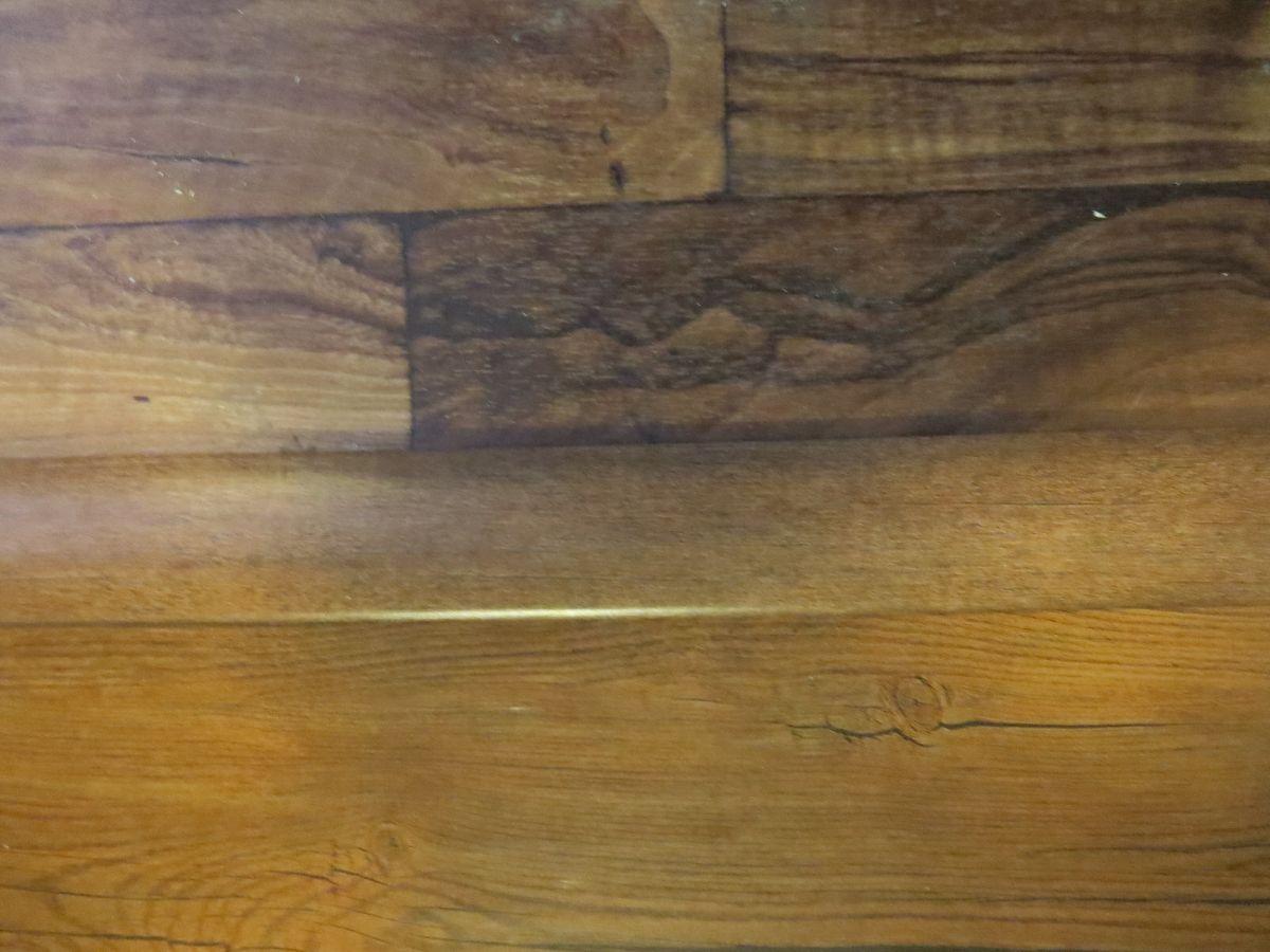 Adventures in Home Improvement Installing Vinyl Plank Flooring