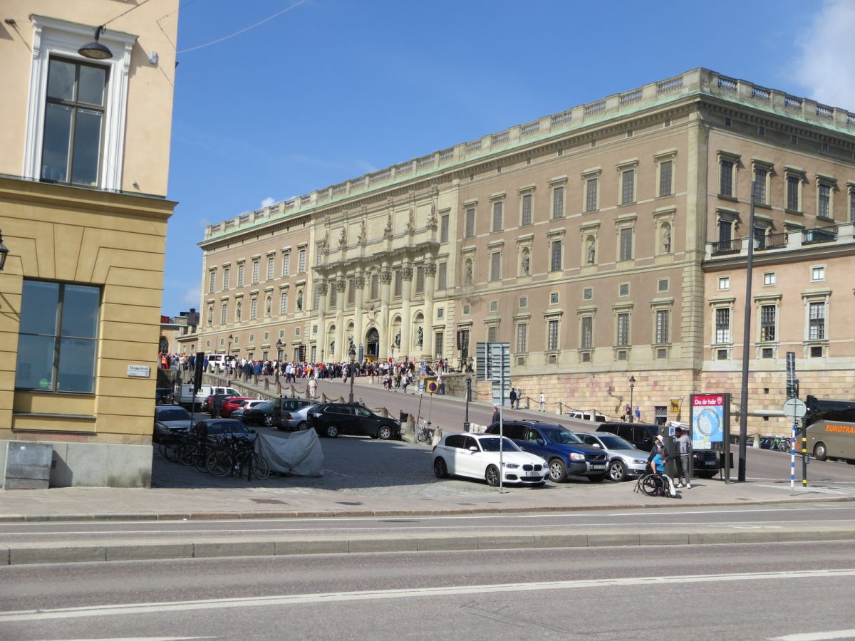 Stockholm Sweden 2017 Exploring The Old World Charm Of