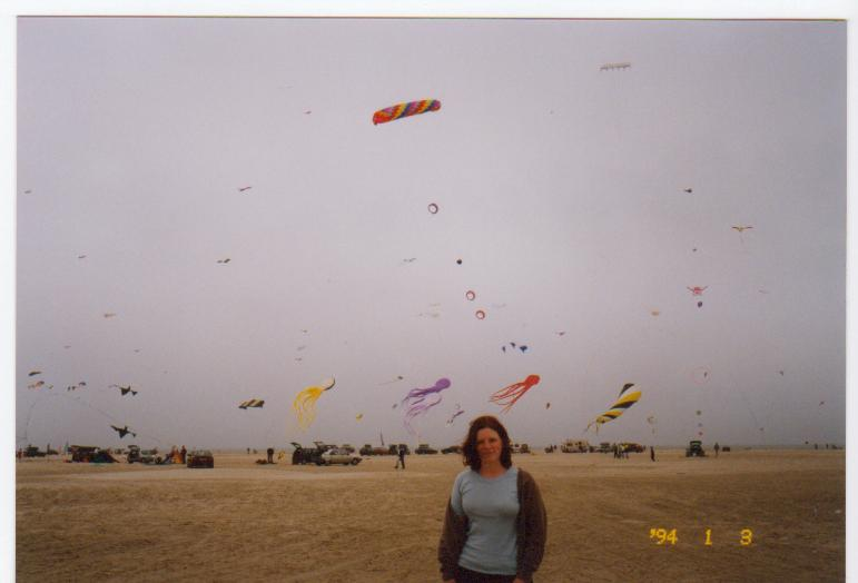 Fanø Kite Festival, June 1998