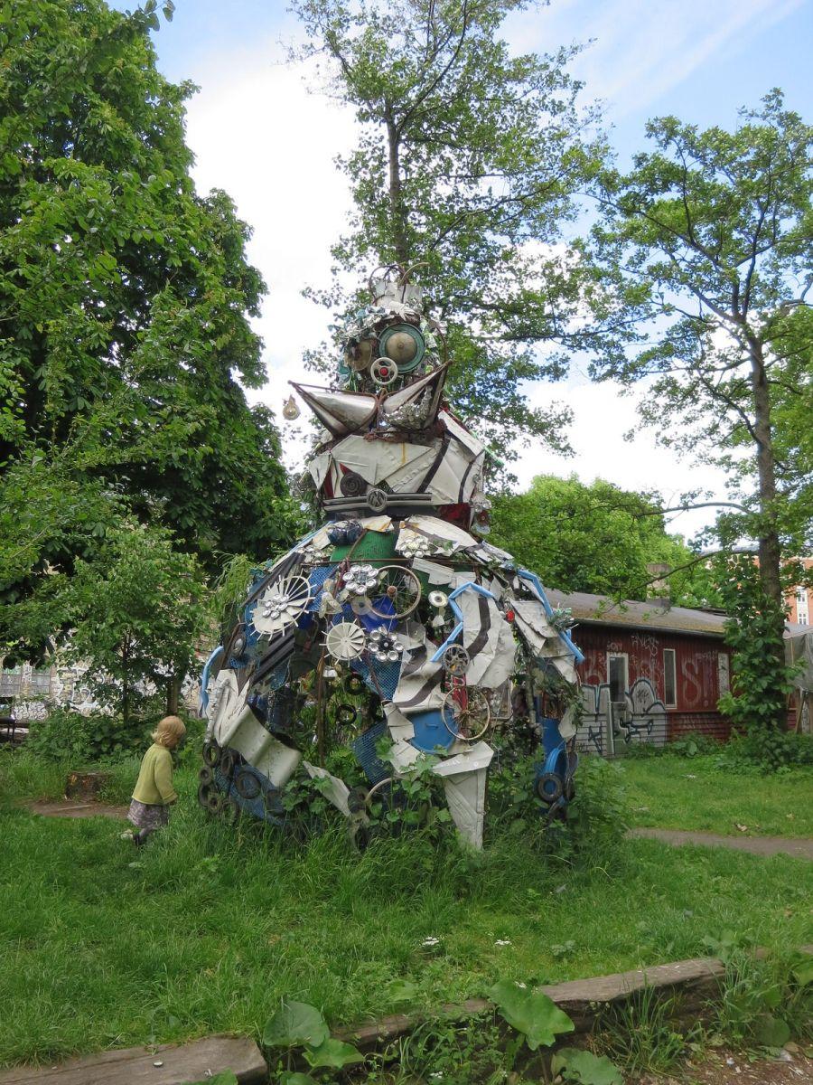 Christiania, Copenhagen Denmark