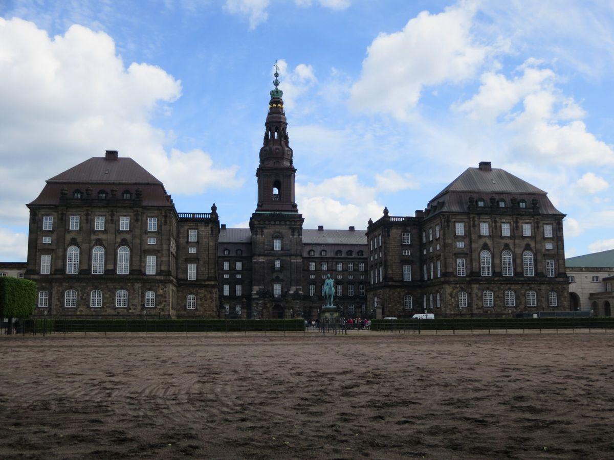 Christiansborg Palace, Copenhagen Denmark