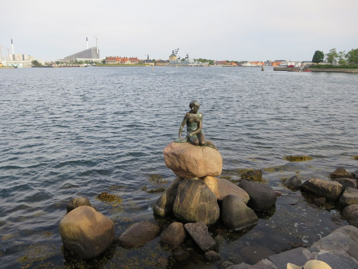 The Little Mermaid, Copenhagen Denmark