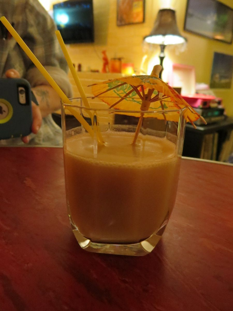 Monkey's Uncle cocktail