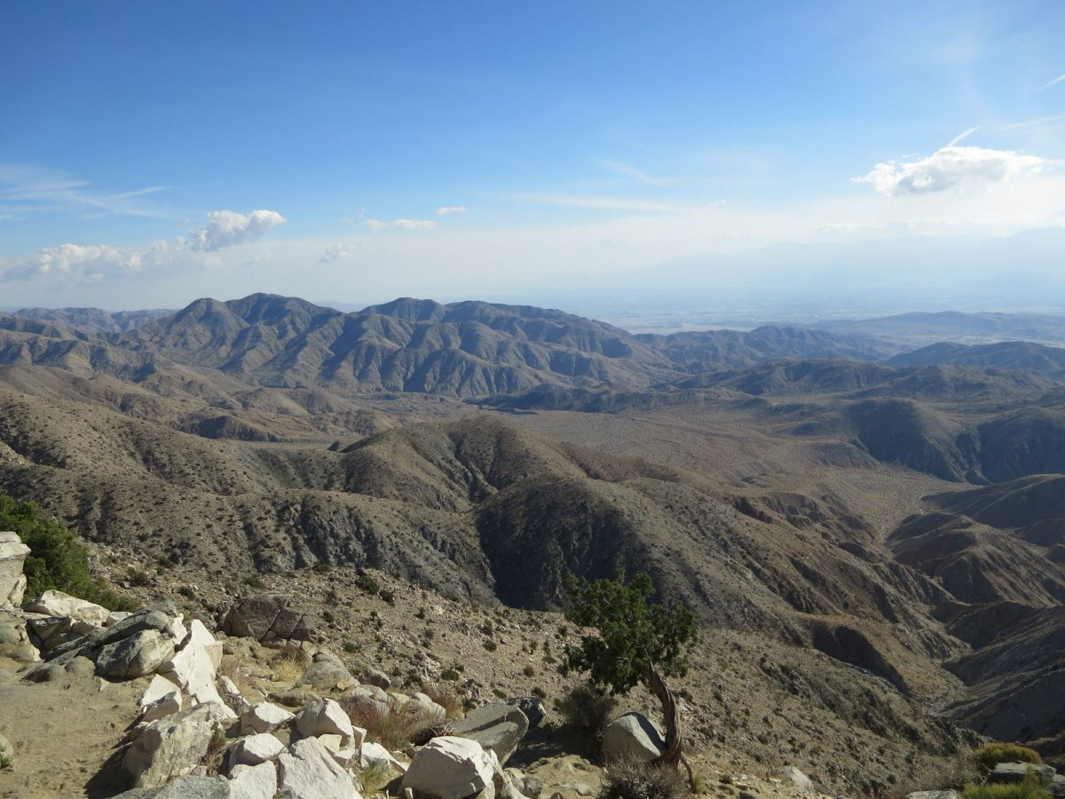 Keys View, Joshua Tree National Park