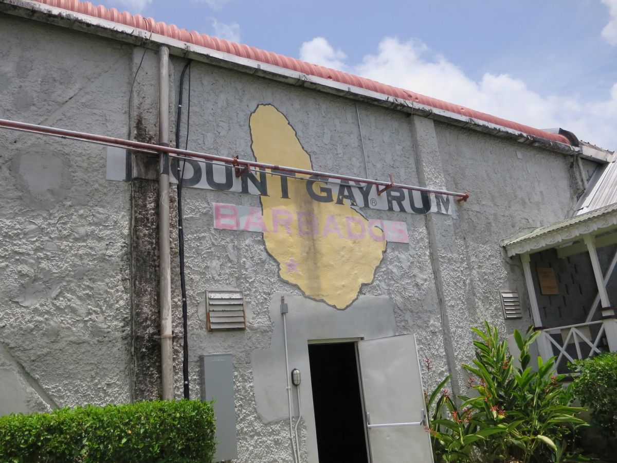 Mount Gay Rum, Barbados