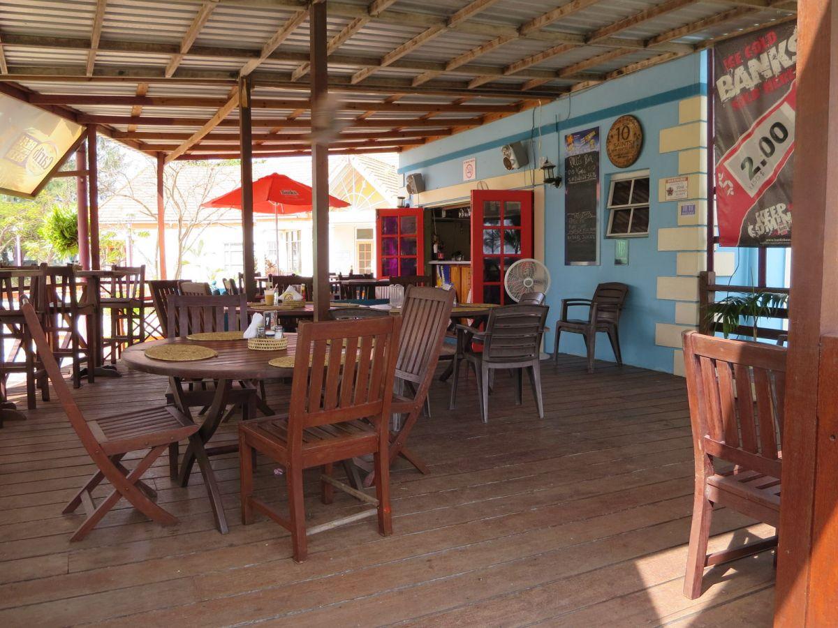 Rolli's restaurant, Barbados