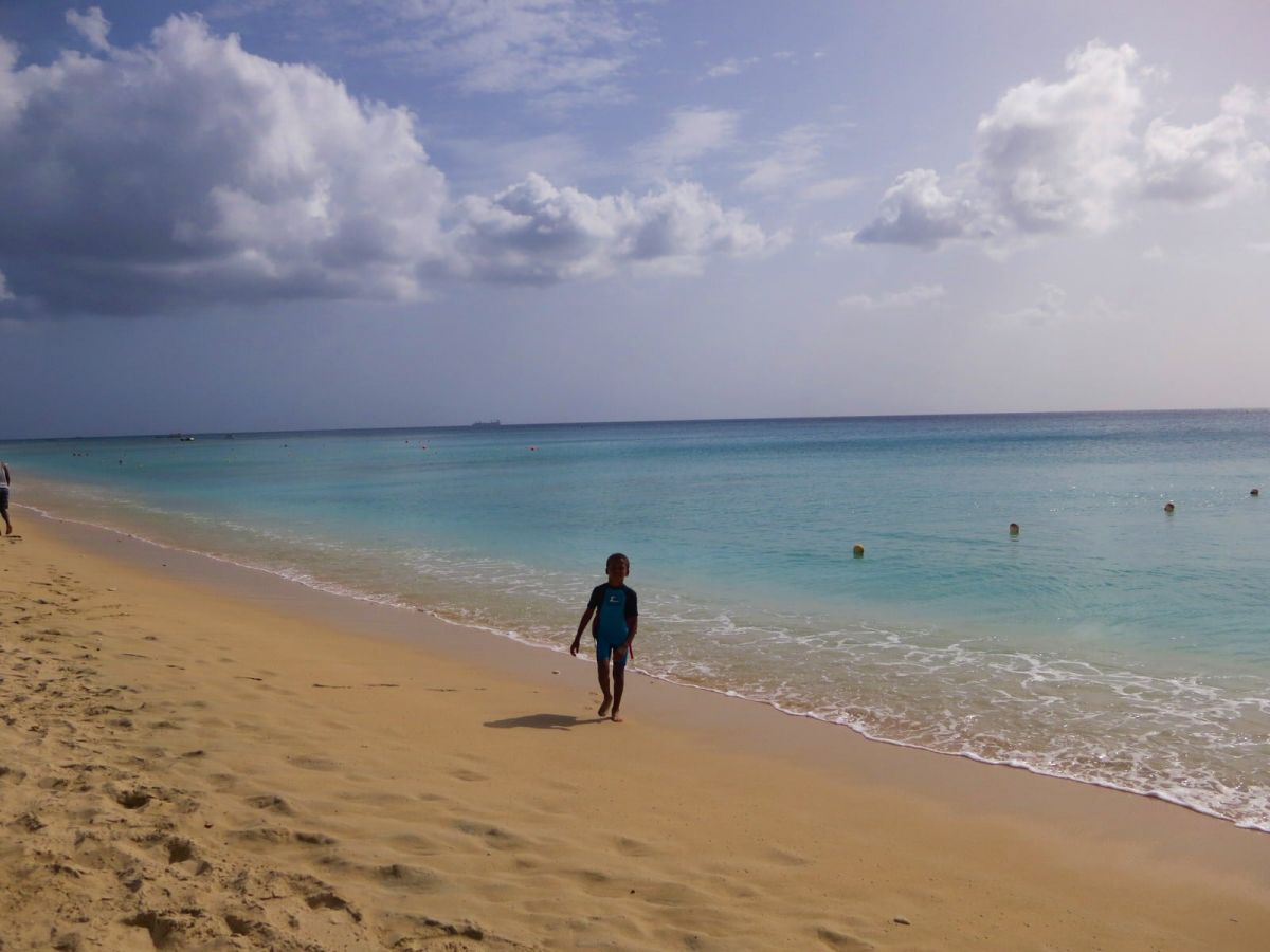 Sandy Lane Beach, Barbados