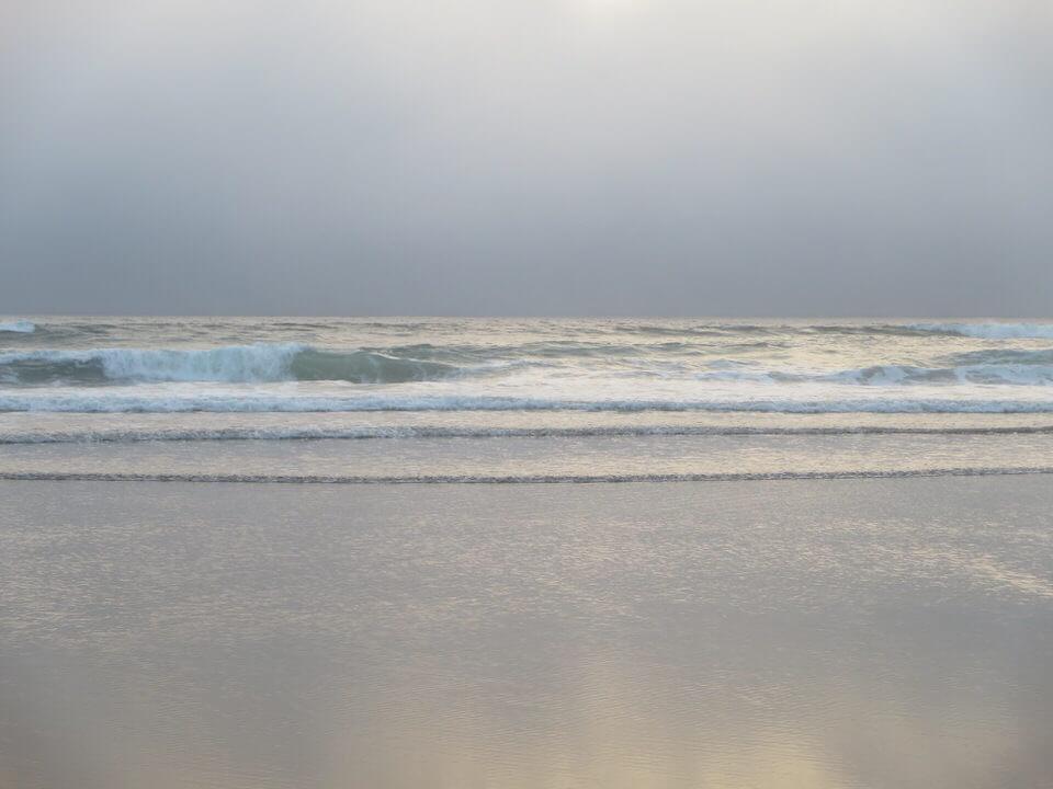 Lincoln City Beach, Oregon Coast