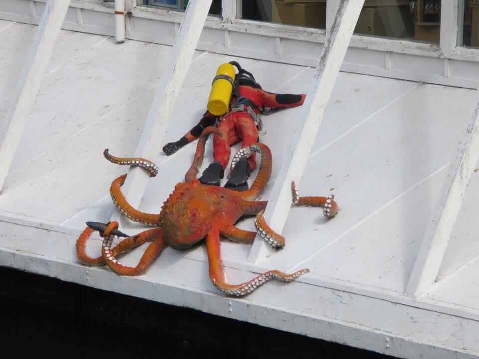 Newport marina, Oregon Coast