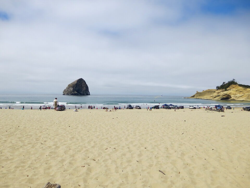 Pacific City, Oregon Coast