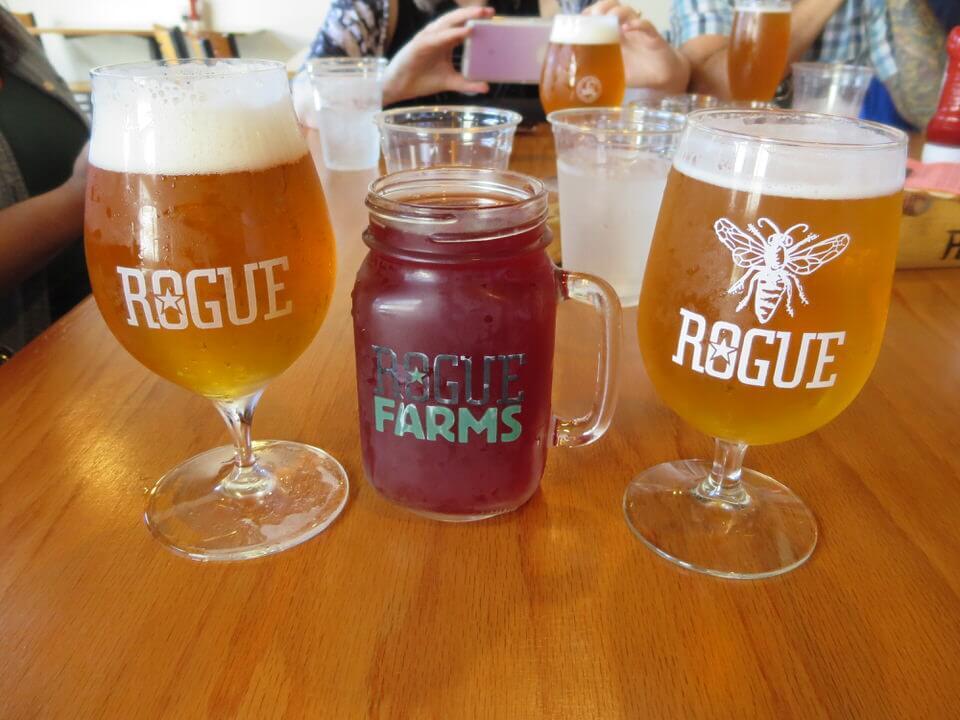 Rogue Brewery Newport, Oregon