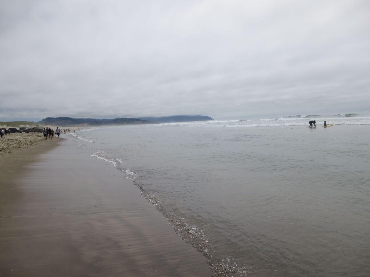 Pacific City, Oregon Coast