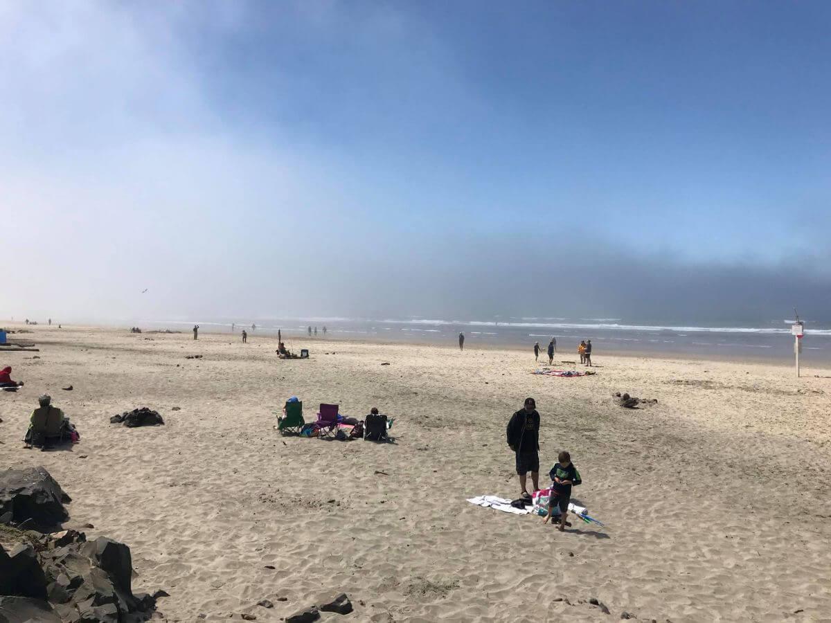 Cannon Beach/Tolovana Park