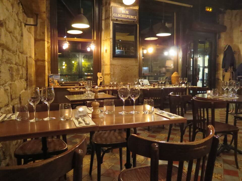 Restaurant L' Alivi Paris